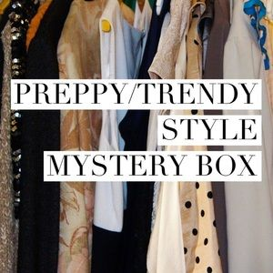 4 for $25 Preppy Trendy Style Mystery Box